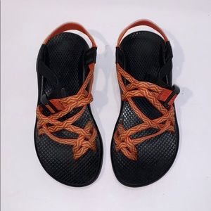 Chaco sandals Back strap